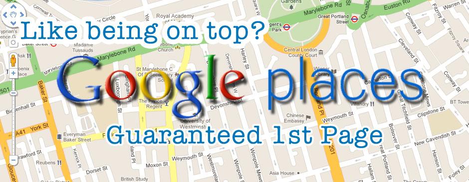 Google+ Local Optimization