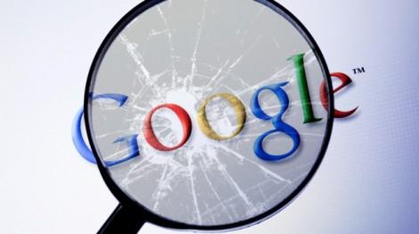 Google Search Console Error