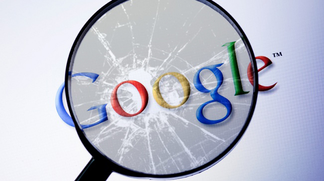 Image result for broken google
