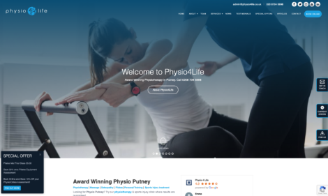 Physio SEO Specialists