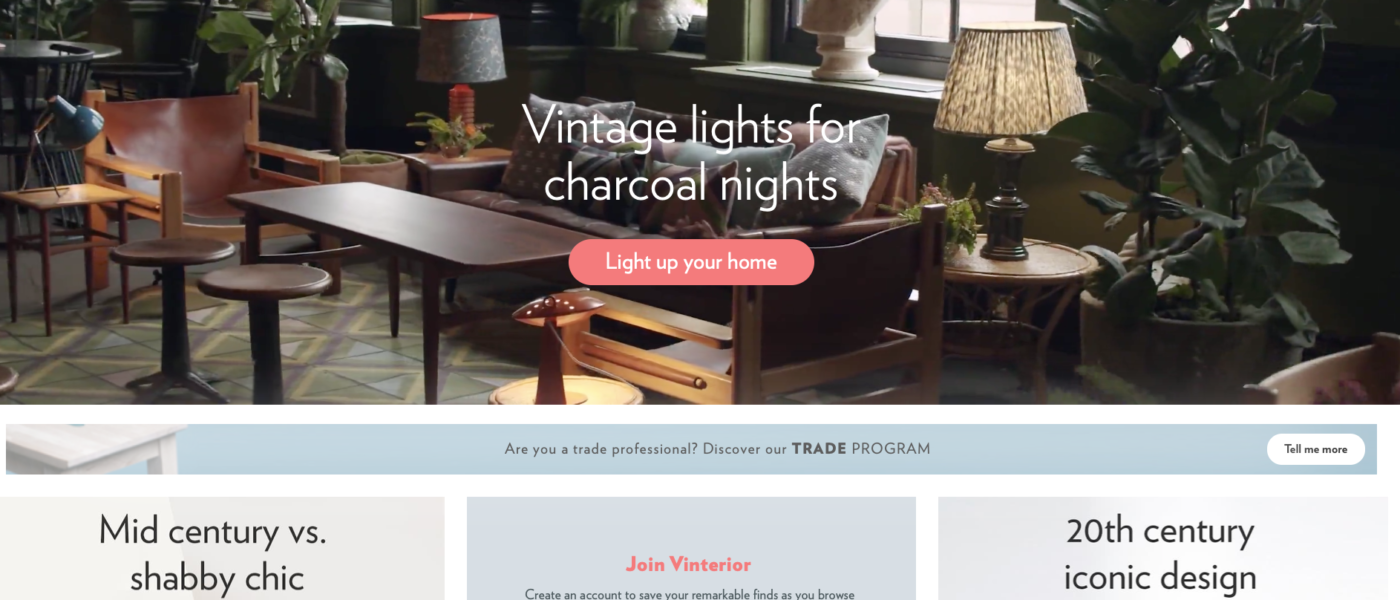 How We Increased Vinterior's Traffic by Over 460% In under 18 Months